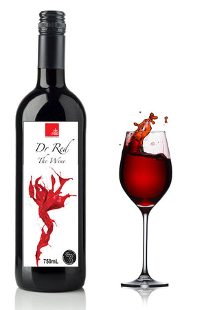 Dr Red The Wine 750mls
