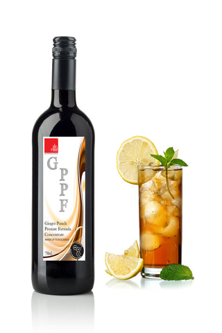 GPPF : Ginger Punch Prostate Formula Concentrate 750mls