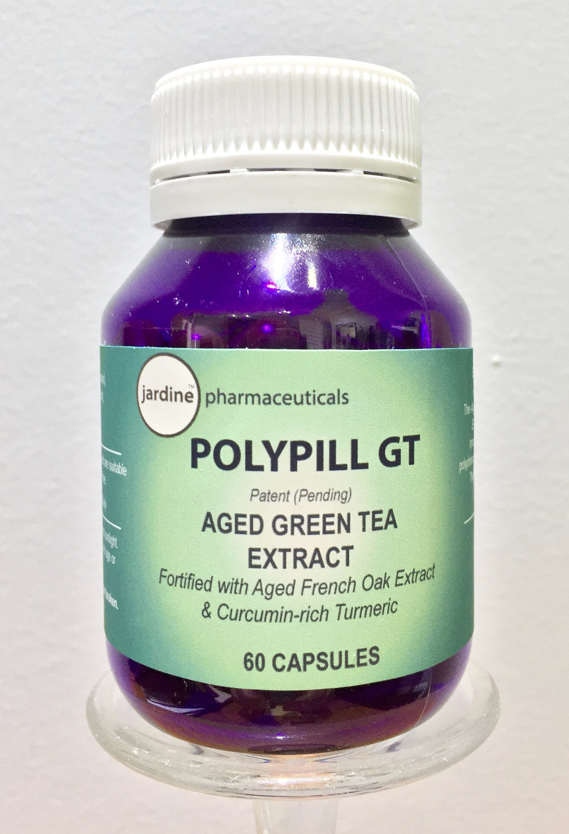 Polypill GT : 60 Capsules by Jardine Pharmaceuticals