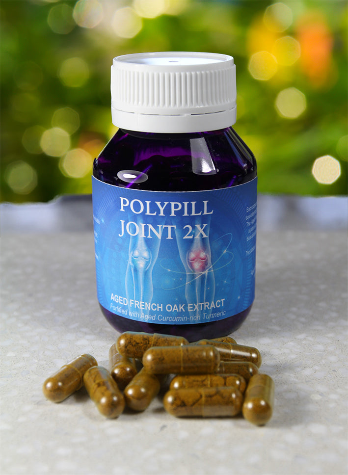 Polypill Joint 2X : 60 Capsules by Jardine Pharmaceuticals