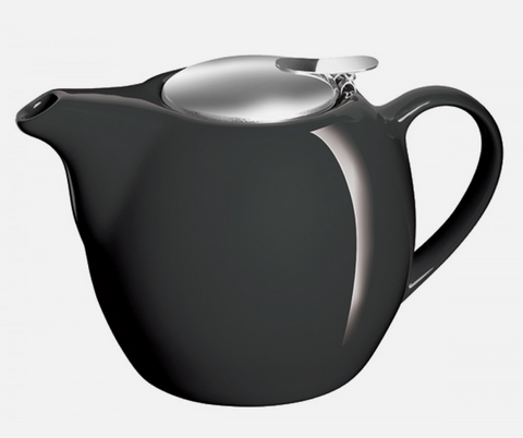 Avanti Camelia Teapot Pitch Black 500ml