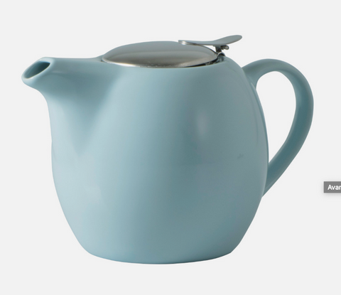 Avanti Camelia Teapot Duck Egg Blue 500ml