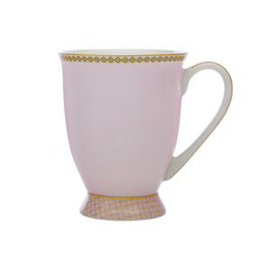 Maxwell & Williams Teas & C's Contessa Classic Footed Mug 300ml Rose