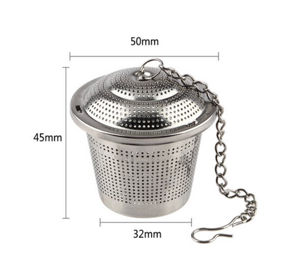Brew-In-Cup Tea Strainer