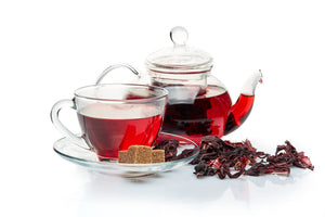 Dr Red Hibiscus Tea Infusion with Aged Oak Extract