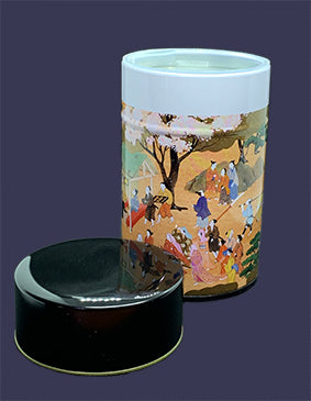 Azuchi 150g Tea Canister