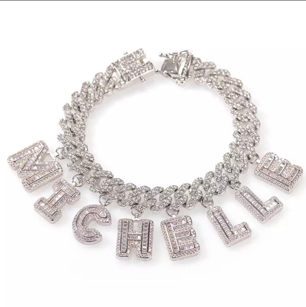 Write My Name in Ice Necklace