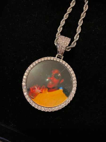 Picture Pendant Necklace