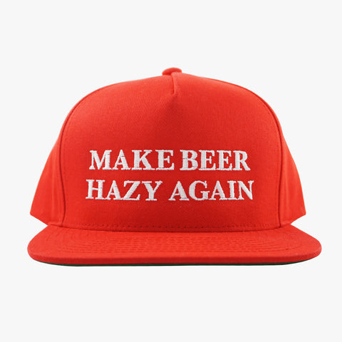 Make Beer Hazy Again Snapback