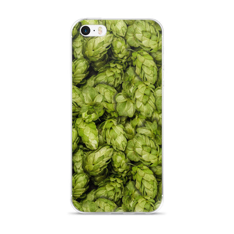 Hops iPhone Case