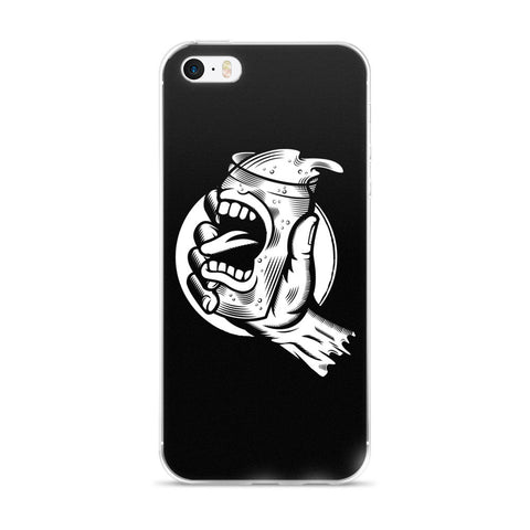 Screamer iPhone Case