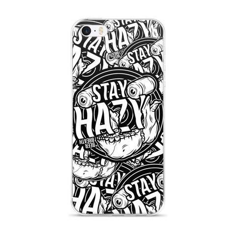 Stay Hazy iPhone Case