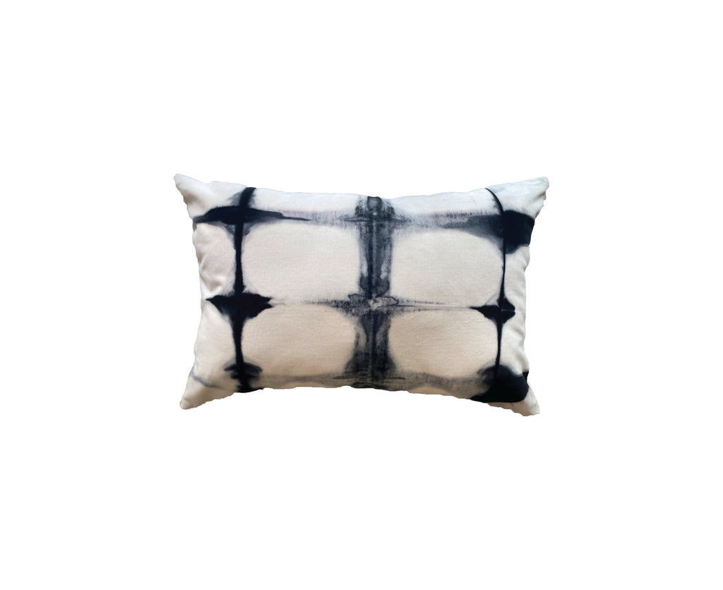 TIE DYE VELVET PILLOWS