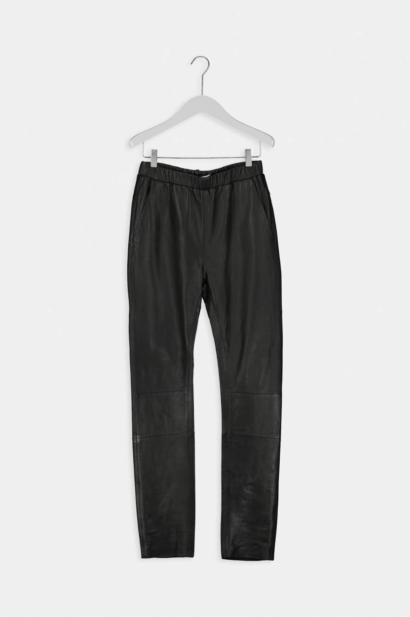 PADI LEATHER TROUSERS