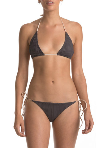 SEAMED DORADO SWIM BOTTOM