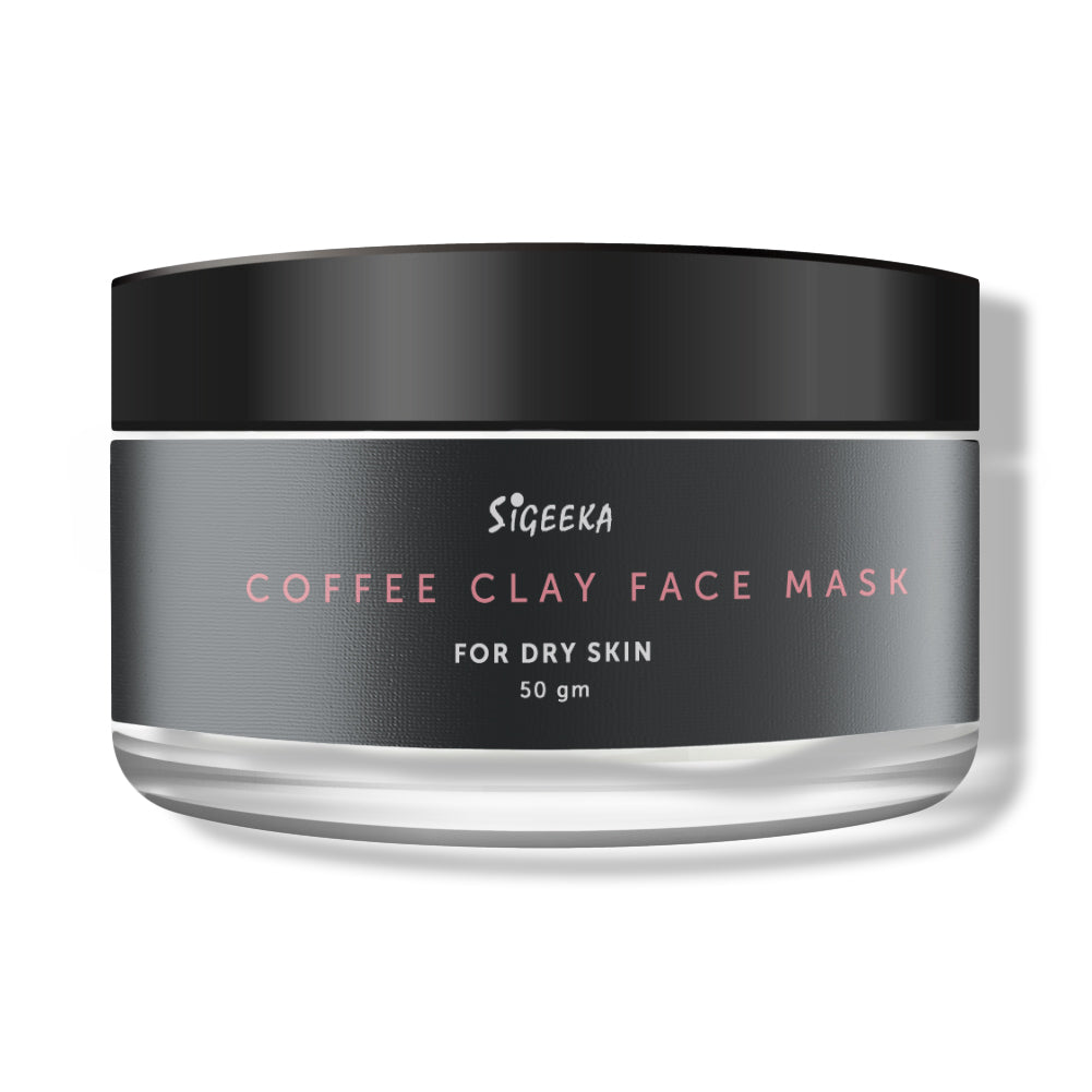 Coffee Clay Face Mask