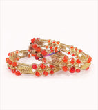 Designer kids bangle set of 2