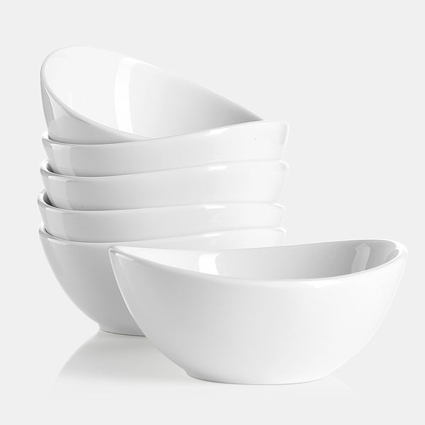 Porcelain Small Bowls, 10 Ounce