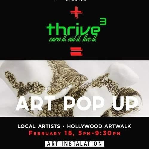 Art Walk, Indie Bazaar, Hollywood