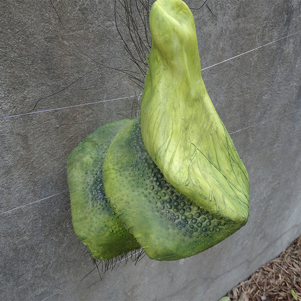 Green sculpture