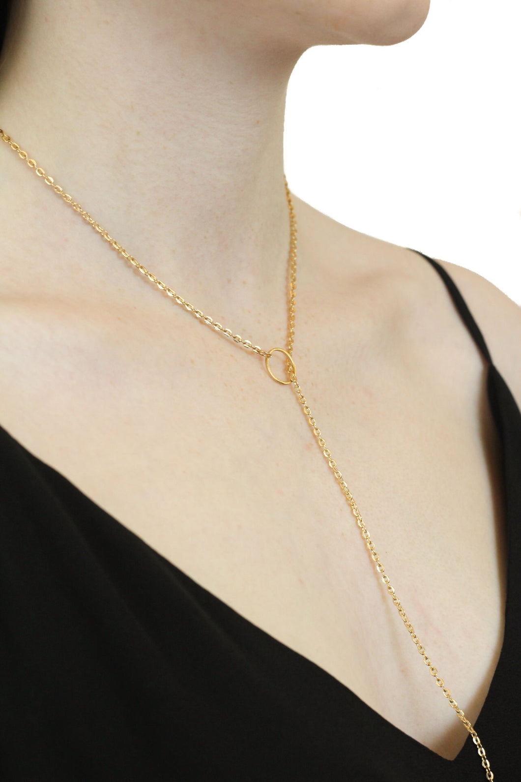 gold hover ida chain to zoom link please necklace hoop choker