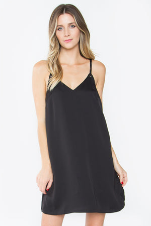 Pyper Satin Dress