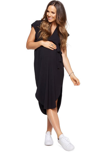 Mind Over Matter Dress in Black