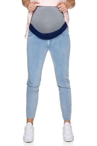Day By Day Under-Bump Jean
