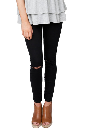 Isla Distressed Jeggings