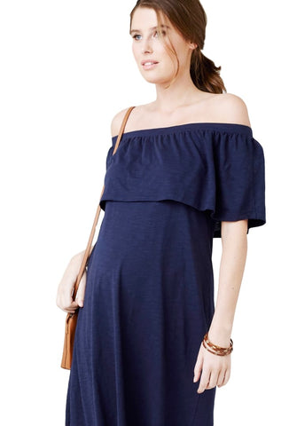 Riley Cold Shoulder Dress
