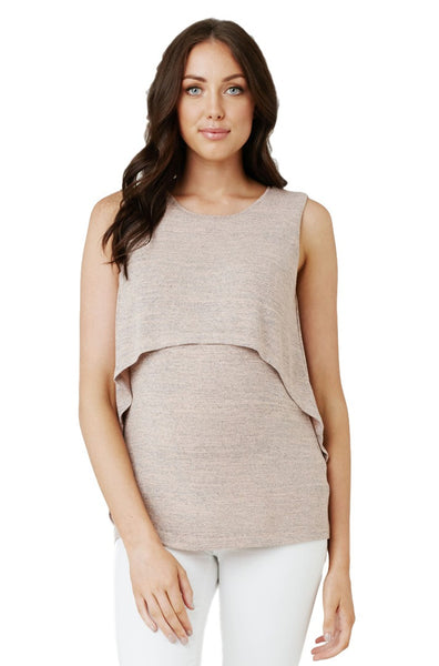 Swing Back Nursing Tank