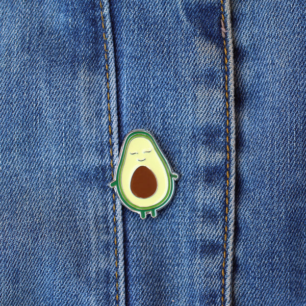 Enamel pin: Avocado