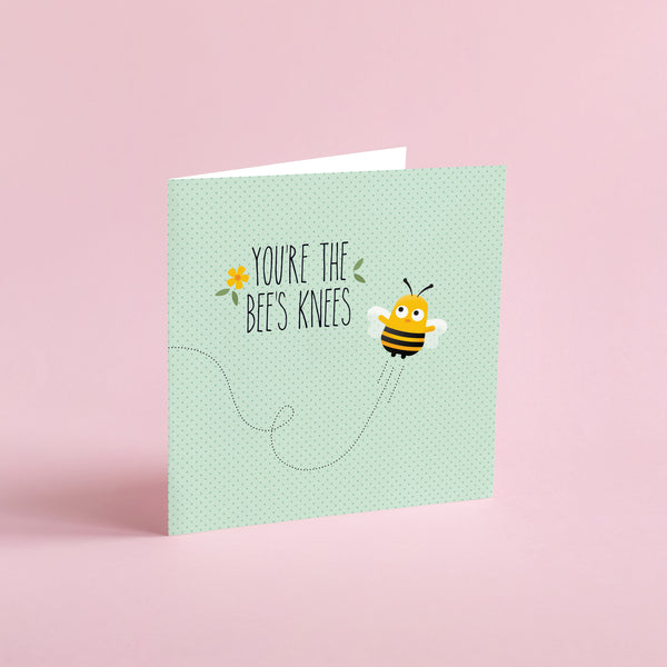 Friendship: You're the bee's knees