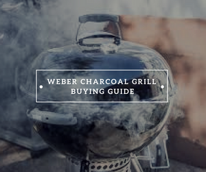 Fat Legs's guide to Weber charcoal grills.