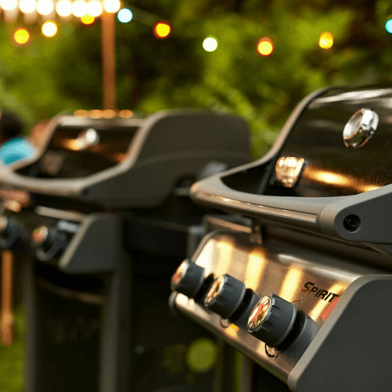 Weber Grills - Gas & Charcoal BBQs