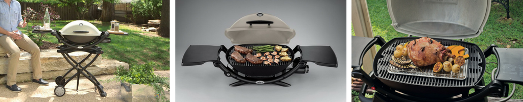 Choosing the Right Weber Q for You – Fat Legs' BBQ