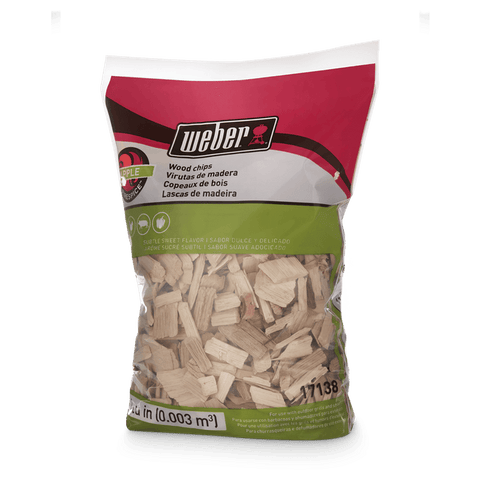 Wood Chips - Apple Wood (2lb)
