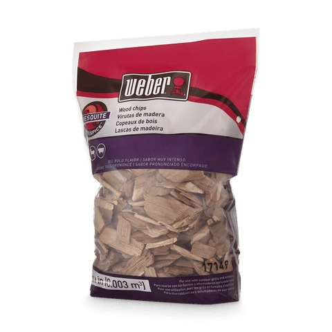 Wood Chips - Mesquite (2lb)
