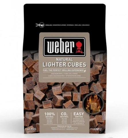 Fire Lighter Cubes