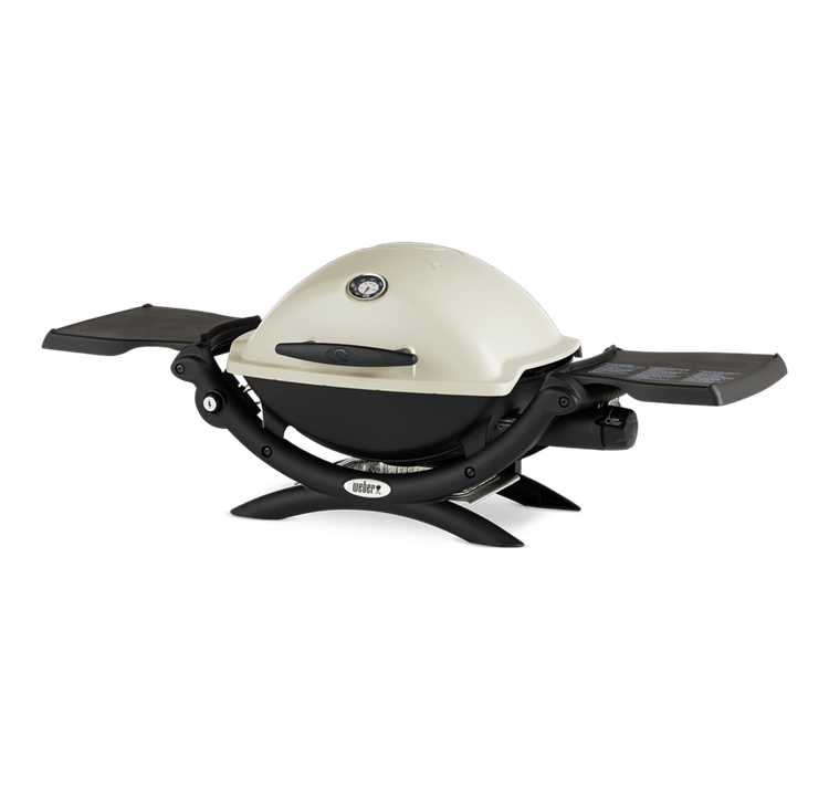 Weber Q 1200 Small Gas BBQ Hong Kong Balcony Rooftop Grill