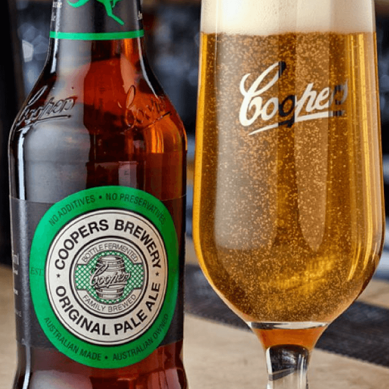Coopers Pale Ale - 48 bottles