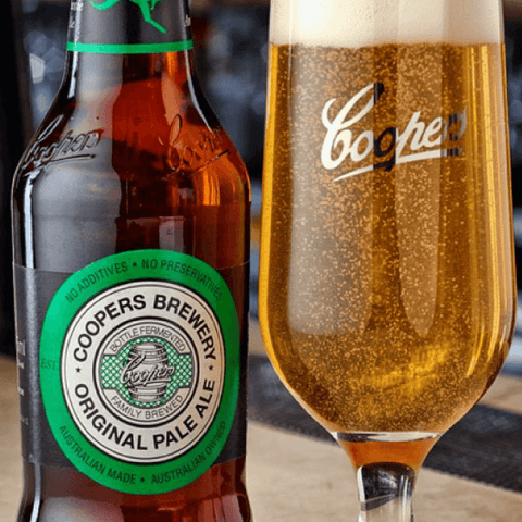 Coopers Pale Ale - 24 bottles