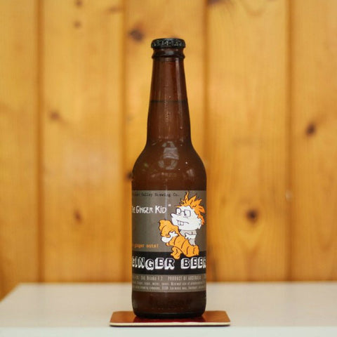 The Ginger Kid - Ginger Beer - 48 bottles
