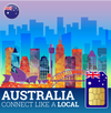 Australian Travel SIM Cards
