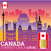 Canadian Travel SIM Cards
