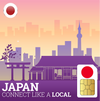 Japanese Travel SIM Cards