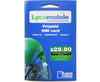 Lycamobile - So Easy Small Bundle - 6Gb Of 4G Data