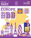 Three - All In One 12GB - So Easy International Bundle Plan