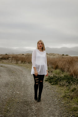 The Holly Top- Long Sleeve