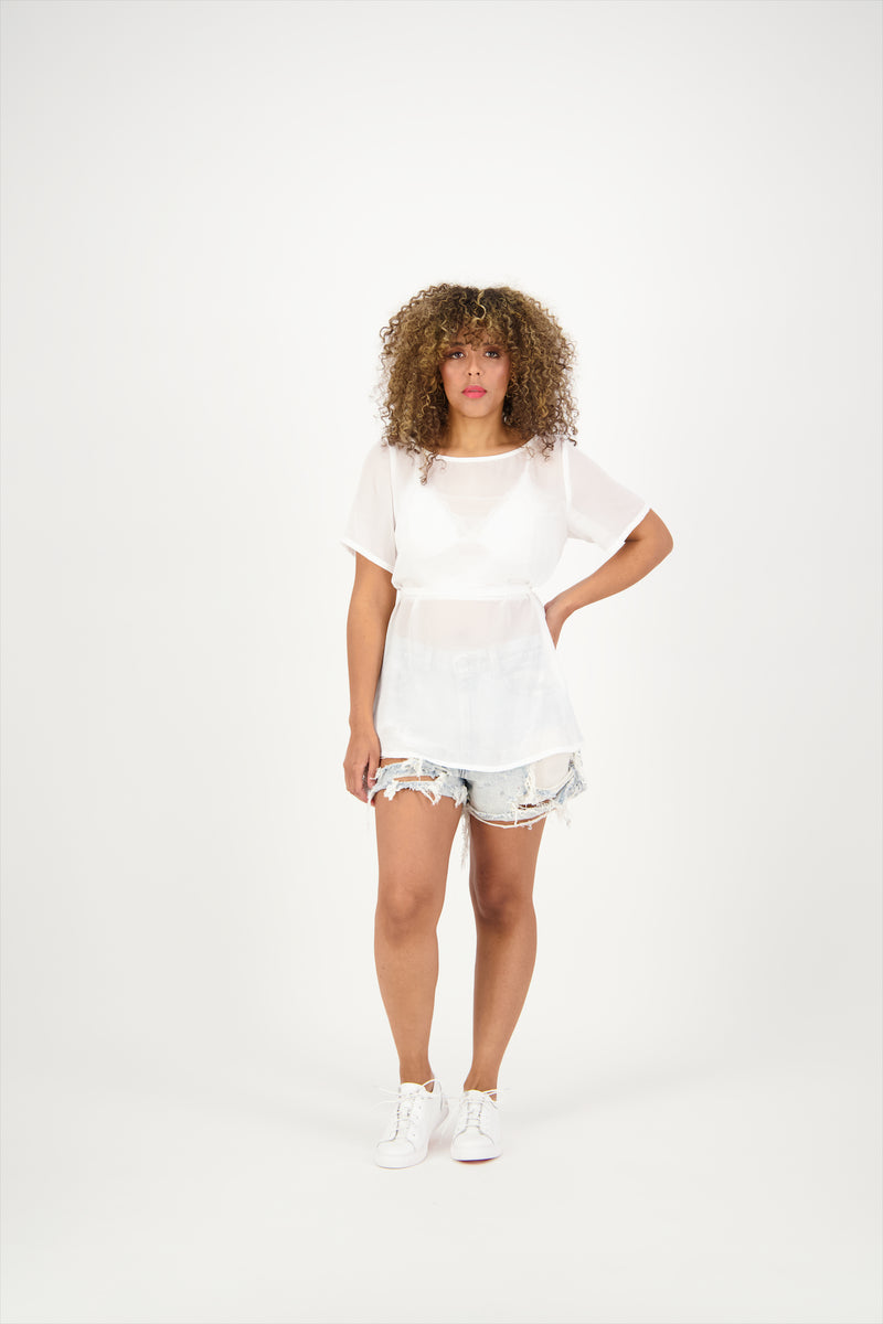 Luna Top | Short Sleeve